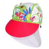 Sapca copii Flowers 1-2 ani protectie UV Swimpy