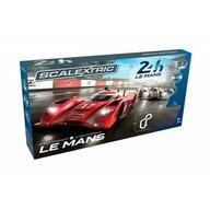 Scalextric - Pista masinute Le Mans 5m traseu masinute Le Mans Prototype 17 si 21