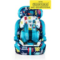 Scaun auto Cosatto Zoomi 123 Cuddle Monster (5 Plus)