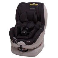 Coto Baby - Scaun auto Lunaro Pro Spatar reglabil, Protectie laterala, 0-18 Kg, cu Isofix, Negru