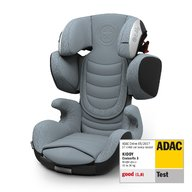 Kiddy - Scaun auto Cruiserfix 3 , cu Isofix, Moon Grey
