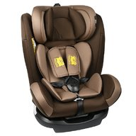 Scaun Auto Riola plus cu Isofix Crocodile Coffee 0-36 kg