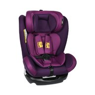 Scaun Auto Riola plus cu Isofix Crocodile Purple 0-36 kg