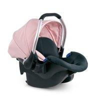 Hauck - Scaun auto si baza Comfort fix set, Pink, Grey