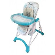 Baby Mix - Scaun de masa Hungry Sheep, Blue