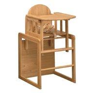 East Coast - Scaun de masa multifunctional din lemn