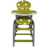 Kidscare - Scaun de masa multifunctional Verde