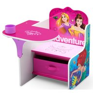 Delta Children - Scaun multifunctional din lemn Disney Princess Up For Adventure