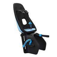 Thule - Scaun pentru copii, cu montare pe bicicleta in spate - Yepp Nexxt Maxi, Aquamarine