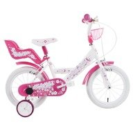 Bicicleta copii Pinky Girl 16 Schiano Kids