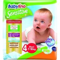 Babylino - Scutece Sensitive N4 7-18kg/20 buc