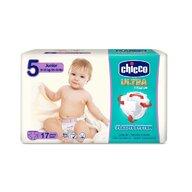 Chicco - Scutece  Ultra Fit & Fun Junior, nr.5, 12-25kg, 17buc