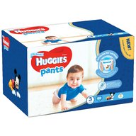 Scutece-chilotel Huggies Box Pants (nr 3) Boy 88 buc, 6-11 kg