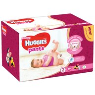 Scutece-chilotel Huggies Box Pants (nr 3) Girl 88 buc, 6-11 kg