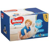 Scutece-chilotel Huggies Box Pants (nr 4) Boy 72 buc, 9-14 kg