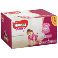 Scutece-chilotel Huggies Box Pants (nr 4) Girl 72 buc, 9-14 kg