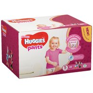 Scutece-chilotel Huggies Box Pants (nr 5) Girl 68 buc, 12-17 kg
