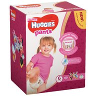 Scutece-chilotel Huggies Box Pants (nr 6) Girl 60 buc, 15-25 kg