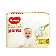 Scutece-chilotel Huggies Elite Soft Pants Convi Pack 3, 6-11 kg, 25 buc
