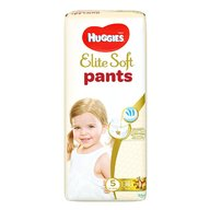 Scutece-chilotel Huggies Elite Soft Pants Mega Pack 5,  12-17 kg, 38 buc