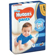 Scutece-chilotel Huggies Mega Pants (nr 3) Boy 58 buc, 6-11 kg