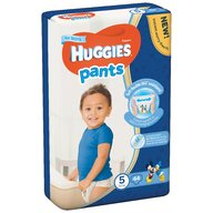 Scutece-chilotel Huggies Mega Pants (nr 5) Boy 44 buc, 12-17 kg