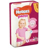 Huggies - Pants D Mega (nr 5) Girl 44 buc, 12-17 kg