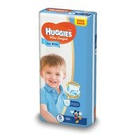 Scutece Huggies Ultra Confort Giga Pack (nr 5) Boy 64 buc, 12-22 kg