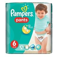 Scutece Pampers Active Baby Pants 6 Carry Pack 19 buc