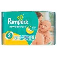 Scutece Pampers New Baby 2 Mini 43 buc