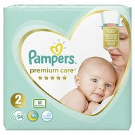 Pampers - Scutece Premium Care 2, Jumbo Pack, 94 buc