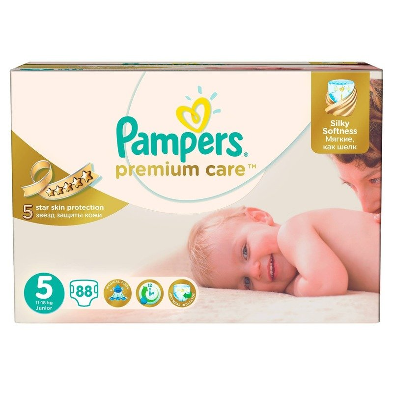 Pampers PremiumCare