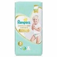 Pampers - Scutece Premium Care Pants 5, Mega Box, 52 buc