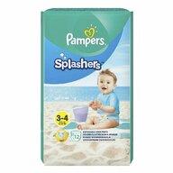 Pampers - Scutece Splash 3 (pentru apa) 12 buc