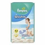 Pampers - Scutece Splash 4 (pentru apa) 11 buc