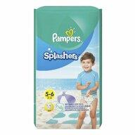 Pampers - Scutece Splash 5 (pentru apa) 10 buc