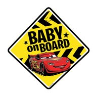 Seven - Semn de avertizare Baby on Board Cars