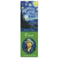 Fridolin - Semn de carte Van Gogh, Starry night