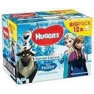 Servetele umede bebelusi Huggies BW Disney Frozen 12 pack (56X12)