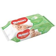 Servetele umede bebelusi Huggies BW Natural Care 56 buc