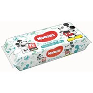 Servetele umede bebelusi Huggies BW Natural Care Mickey 56 buc
