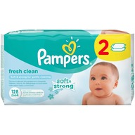 Servetele umede Pampers Baby Fresh 128 buc