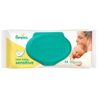 Servetele umede Pampers New Baby Sensitive 54 buc
