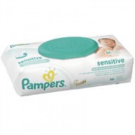 Servetele umede Pampers Sensitive 56 buc