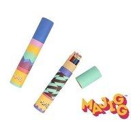 Set creioane , In tub, Multicolor