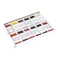 Heutink Set 144 creioane de ceara in culori asortate - Heutink