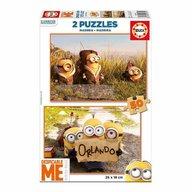 Educa - Set 2 puzzle Minion 50 piese