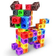 Learning Resources - Set 200 piese MathLink