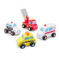 New Classic Toys - Set 4 vehicule