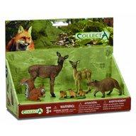 Collecta - Set 5 figurine Lumea Padurii